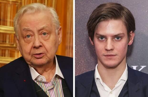 Дети известных российских и советских актеров (13 фото)