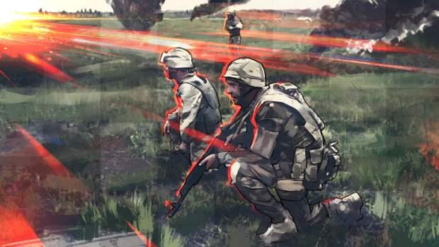 ВСУ пять раз за сутки нарушили режим прекращения огня в ЛНР