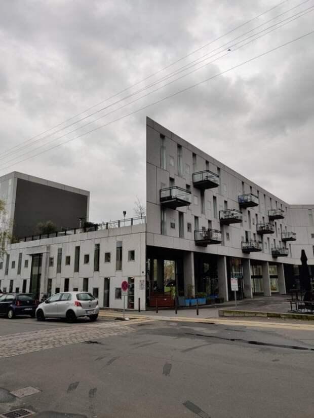Здание 2-D
