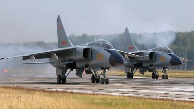 NI: китайские самолеты радиоэлектронной борьбы представляют серьезную угрозу для США