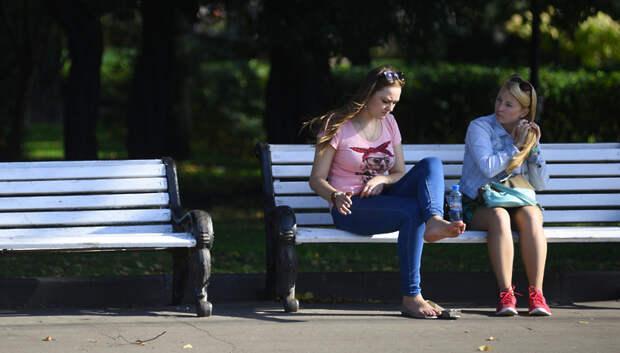 Погода без осадков и до плюс 22 градусов ожидается в Подольске в субботу