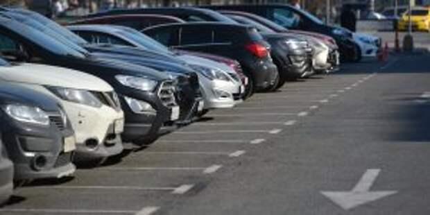 Открытая парковка появится на Челюскинской вместо гаражного кооператива
