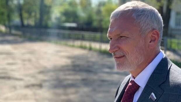Визит депутата Журавлева в Псковскую область завершился в Порхове