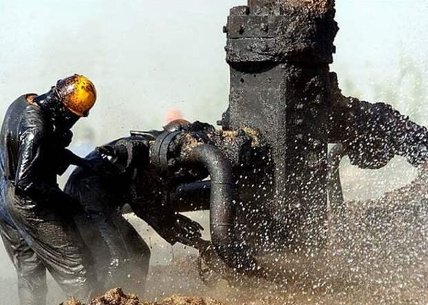 """Бассейн Permian """"захлебывается"""" грязной водой"""