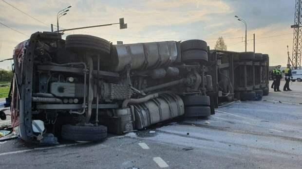 Дело возбудили после аварии с 13 пострадавшими под Смоленском