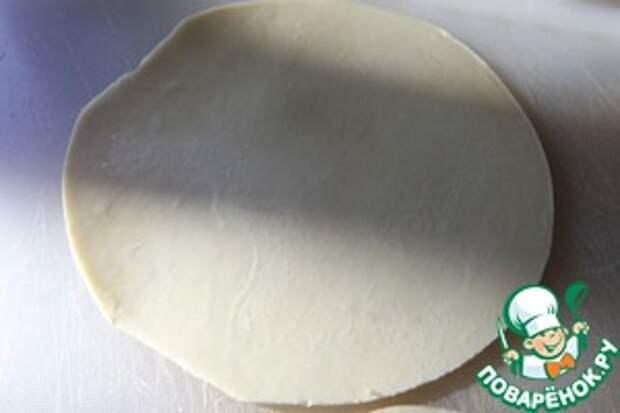 Куриный пирог в горшочке Сельдерей черешковый