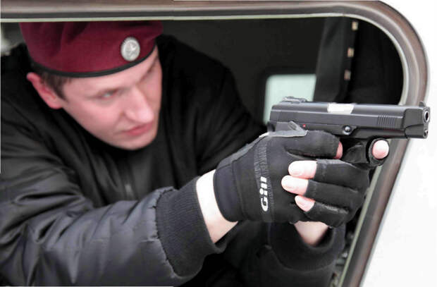 Грач: главный пистолет российской армии