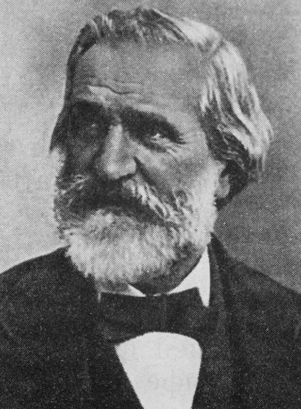 Кулинарные сочинения композитора Джузеппе Верди