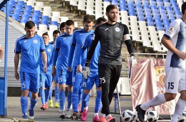 Футболисты «Зенита-Ижевск» всухую обыграли пермский «Амкар»