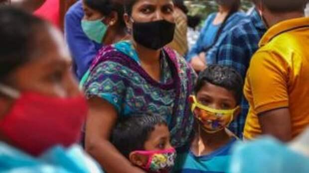 Украина поможет Индии от COVID-19
