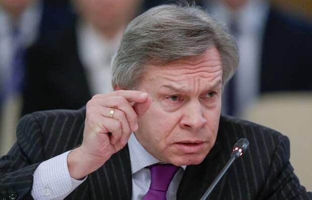 Пушков резко ответил на слова Чубайса о ненависти к советской власти