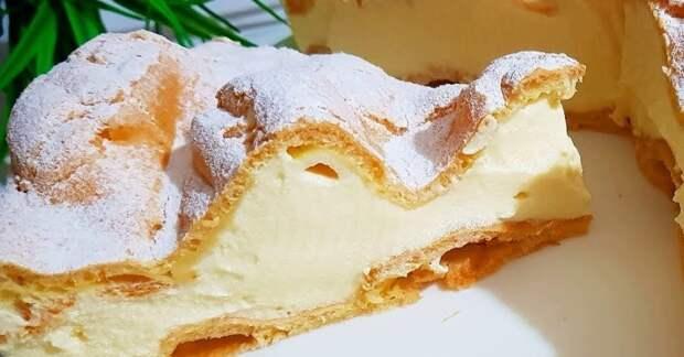 Пирог Карпатка: невероятно вкусный и простой в приготовлении