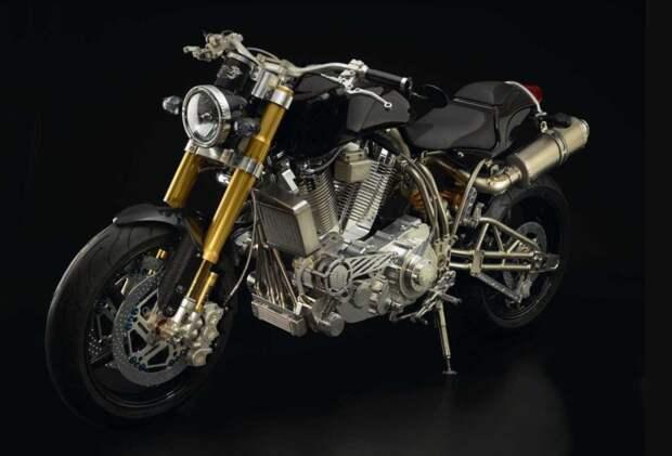 Стоят как крыло самолета. 10 самых дорогих мотоциклов в мире