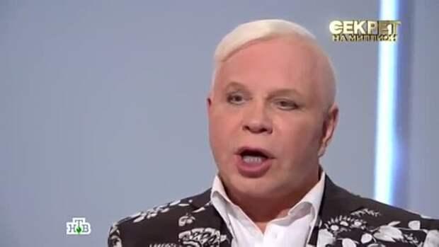 Борис Моисеев узнал от гадалки прогноз на дату своего ухода из жизни