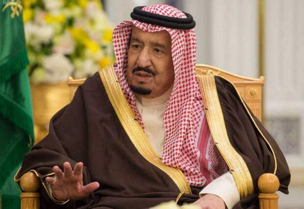 Король Саудовской Аравии Салман ибн Абдул-Азиз