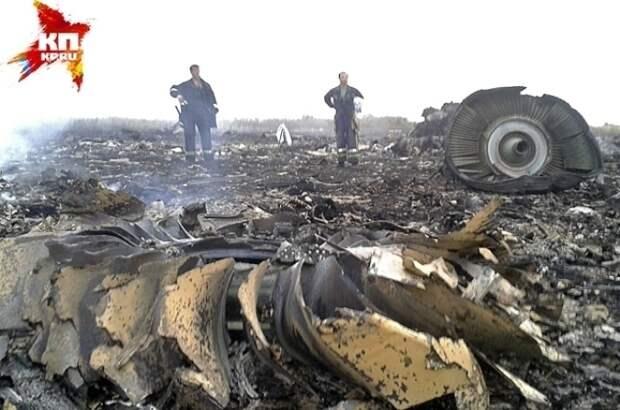 Порошенко отказался от переговоров с ополченцами из-за крушения Boeing