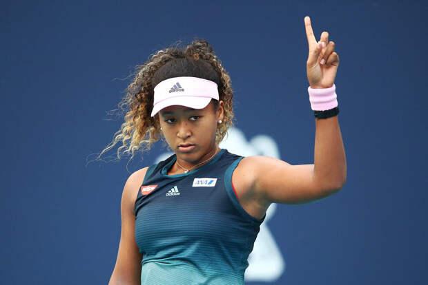Наоми Осака выиграла четвертый титул серии турниров «Большого шлема»