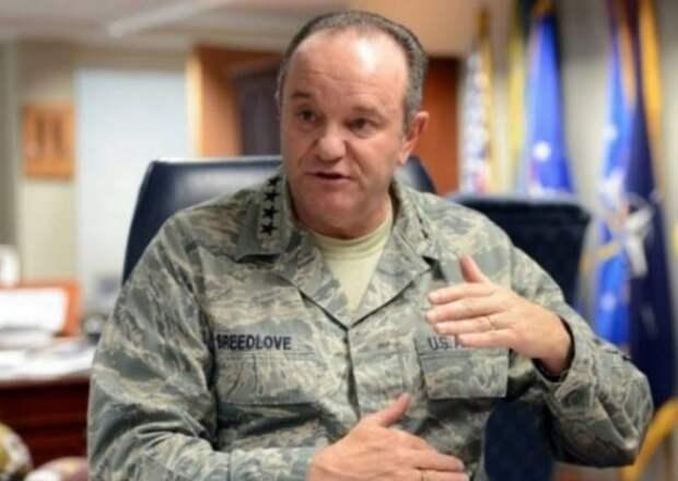 Генерал США: Украина не является «полем боя» Москвы и Вашингтона