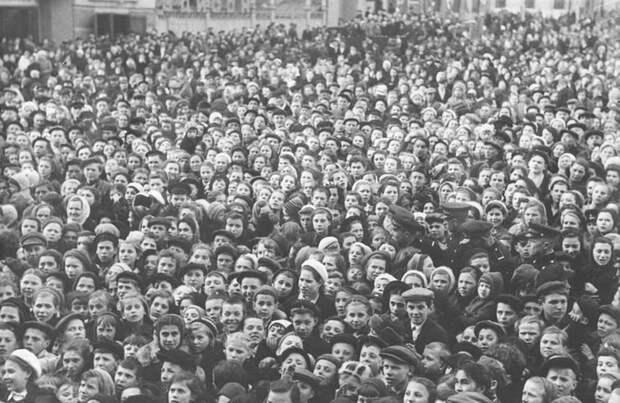 Как жители СССР встретили победу в Великой Отечественной