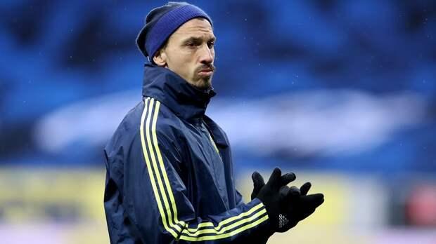 Официально: Златан Ибрагимович пропустит Евро-2020