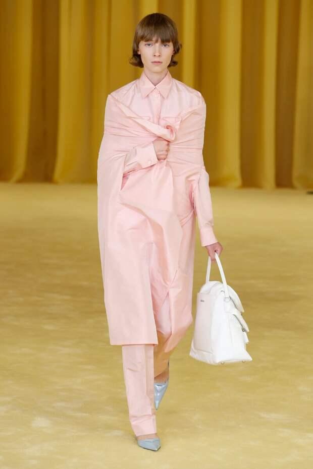 Коллекция Prada весна-лето 2021
