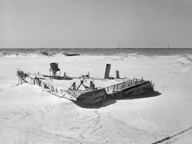 Фото №9 - Призраки океана: 4 загадочные истории исчезновения экипажей кораблей