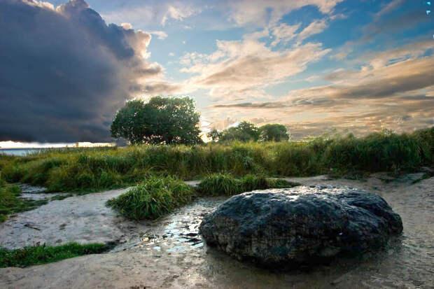 Легендарный Синь-камень под Переславлем-Залесским