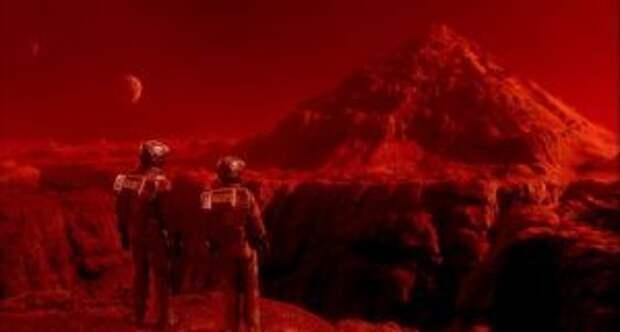 Лучшие фильмы о Марсе