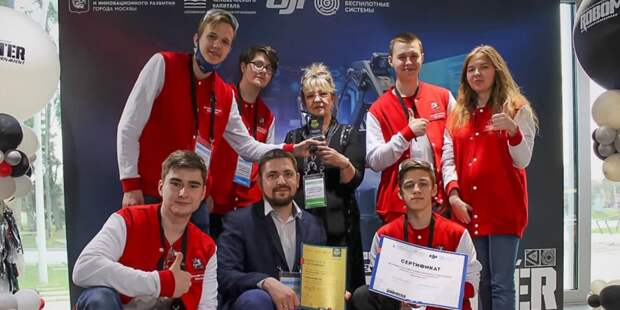Технопарки возможностей: как юные москвичи готовятся к битве роботов в Китае