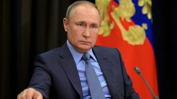 Путин назвал арест Медведчука «зачисткой политического поля». События дня