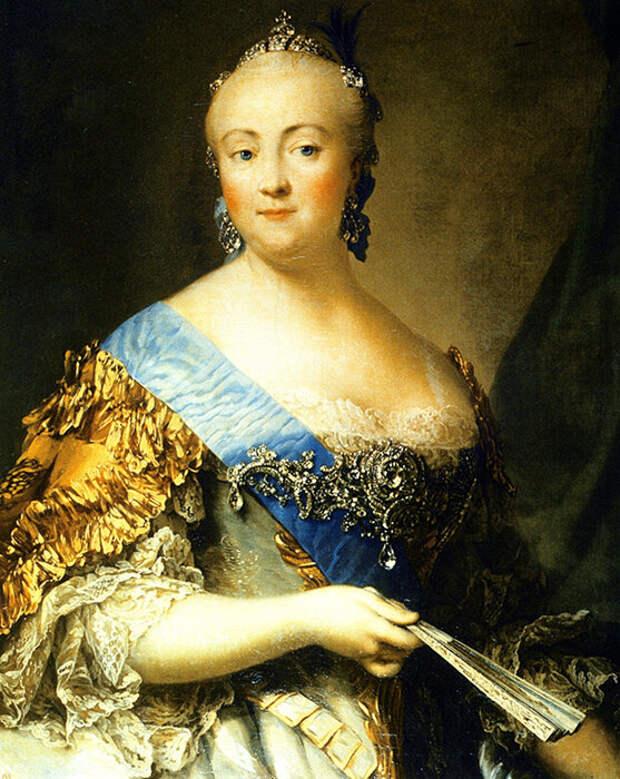 Была ли красавицей Елизавета Петровна