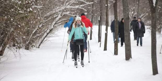Дата и место проведения лыжных гонок в Лианозове переносятся