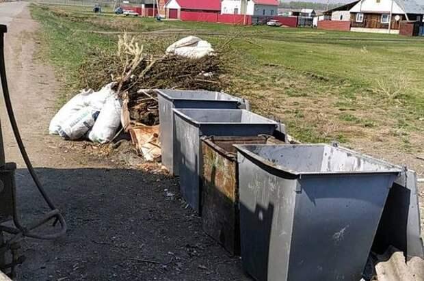 Южноуральцы пожаловались Путину на невывоз мусора