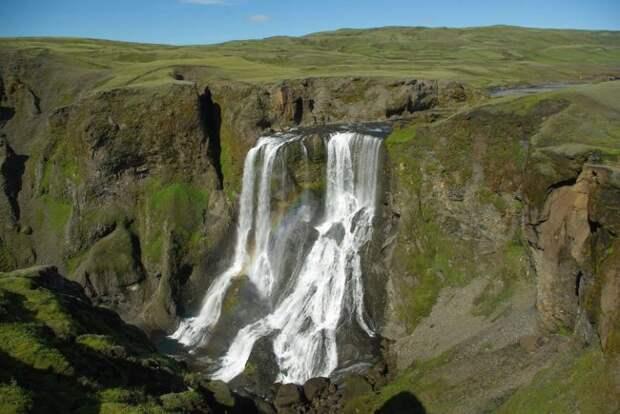 waterfalls07 Красоты водопадов Исландии в фотографиях