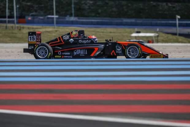 Смаль выиграл гонку итальянской Формулы-4, Ломко на подиуме