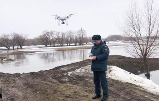Последствия сильного паводка под Хабаровском показали на видео