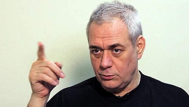 Воробьев назвал Доренко дерзким и очень талантливым человеком