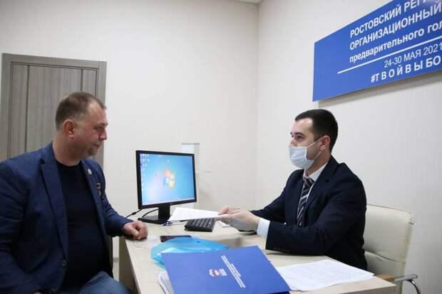 Бородай рассказал освоих ожиданиях отпраймериз «Единой России»