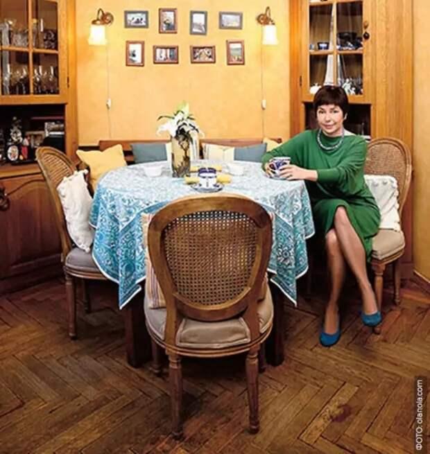 Фанаты Наташи Барбье поражены скромным ремонтом ее московской квартиры