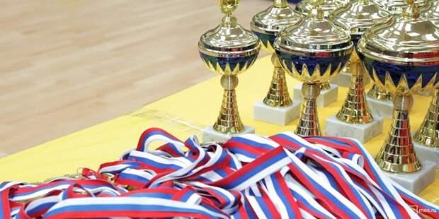 Борец из Кузьминок стал третьим на первенстве России