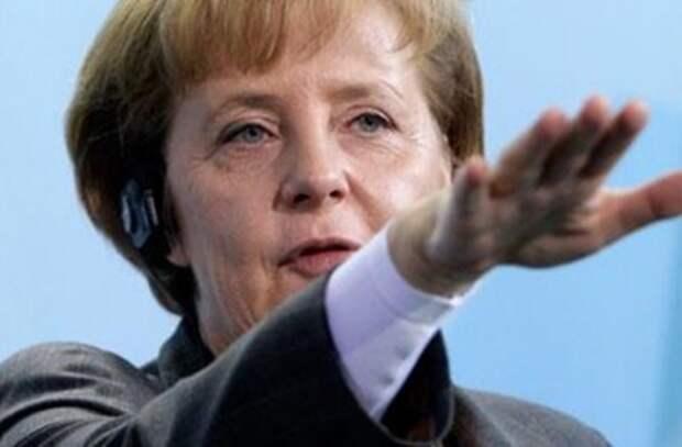 Меркель назвала антисемитизм гражданским долгом Германии