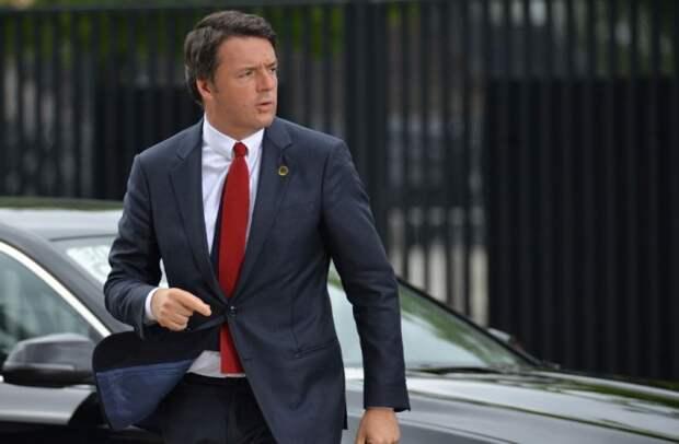 Премьер Италии Маттео Ренци объявил о решении уйти в отставку