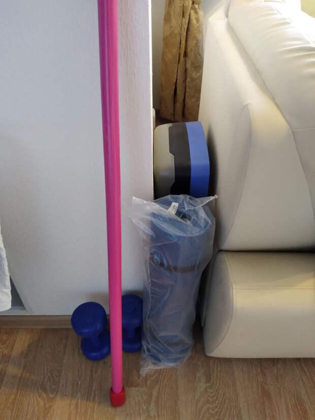 Как новичку подобрать снаряжение для домашних тренировок?