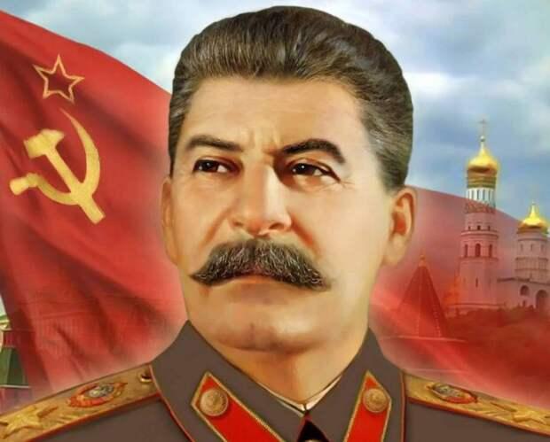 Послевоенные мифы о Сталине