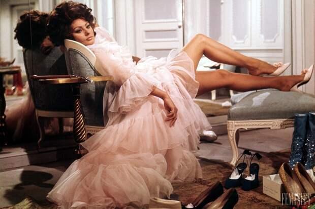 Софи Лорен: сексуальная привлекательность — это 50% того, что у тебя есть, и 50%, что о тебе думают