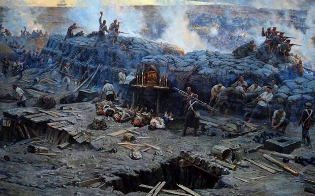 «Залитый нашей кровью». Записки оборонявшего Севастополь