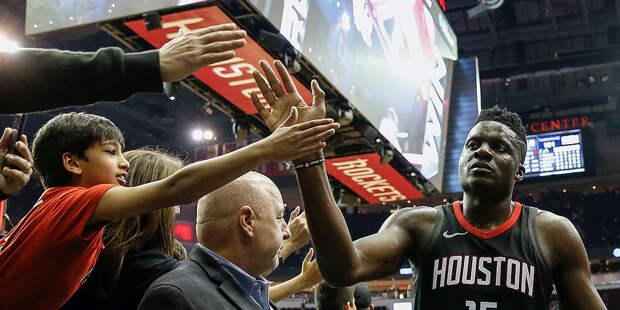 «Хьюстон» обыграл «Бостон» в матче НБА