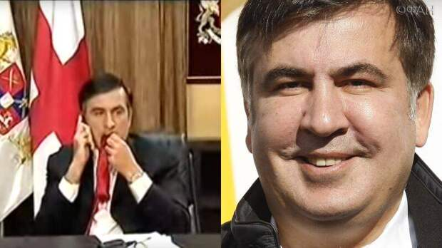 Готовому вернуться в Грузию Саакашвили посоветовали запастись галстуками