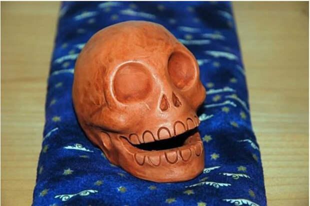 Ацтекский «свисток смерти» — жуткое изобретение исчезнувшей цивилизации
