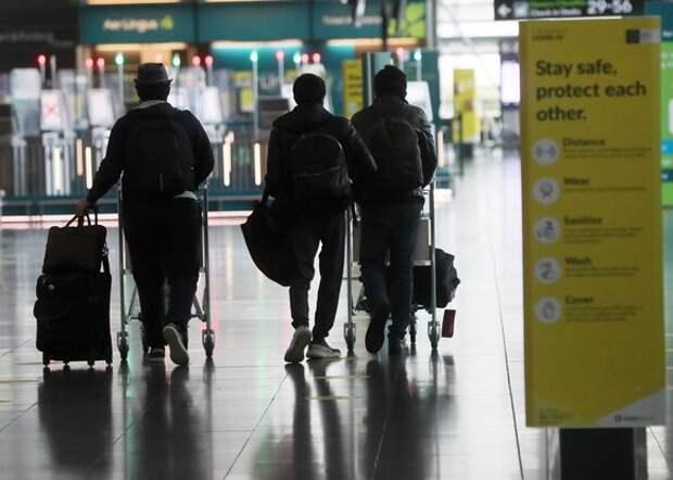 В Ирландии будут отправлять в тюрьму нарушивших карантин туристов
